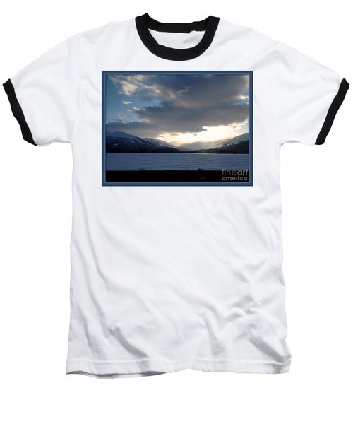 Baseball T-Shirt featuring the photograph Mckinley by James Lanigan Thompson MFA