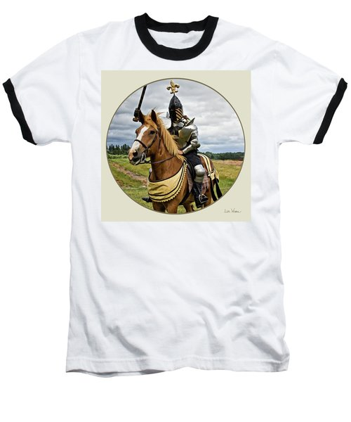 Medieval And Renaissance Baseball T-Shirt