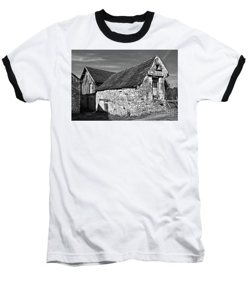 Medieval Country House Sound Baseball T-Shirt