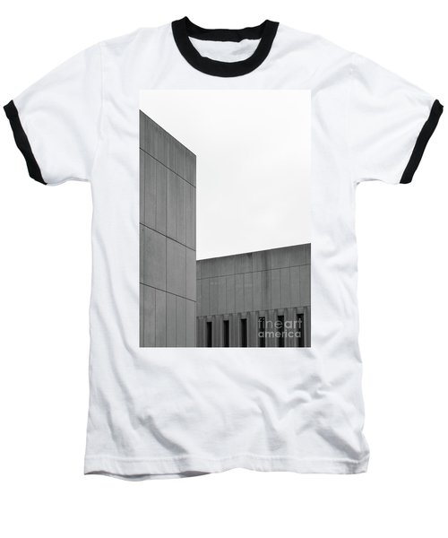 Medsci Building Baseball T-Shirt