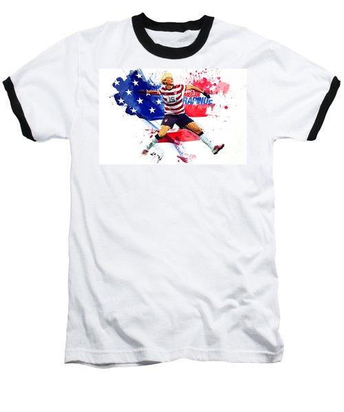 Megan Rapinoe Baseball T-Shirt