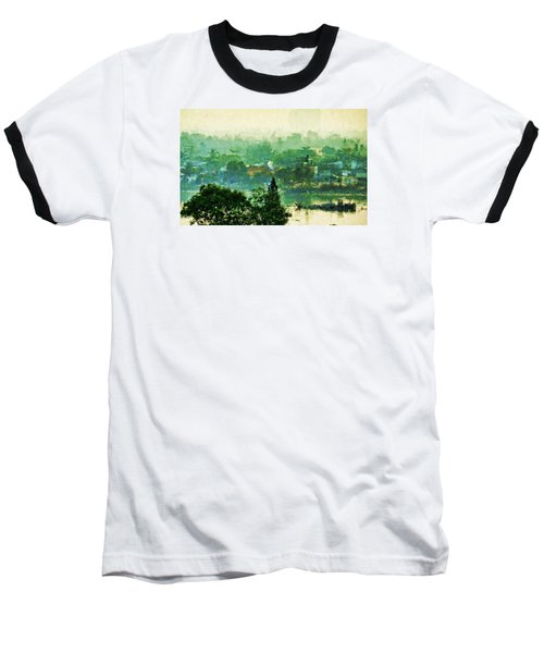 Mekong Morning Baseball T-Shirt