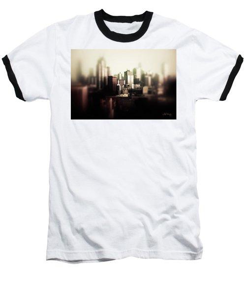 Melbourne Towers Baseball T-Shirt