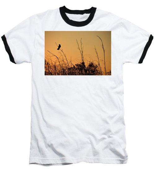 Melody At Dusk Baseball T-Shirt