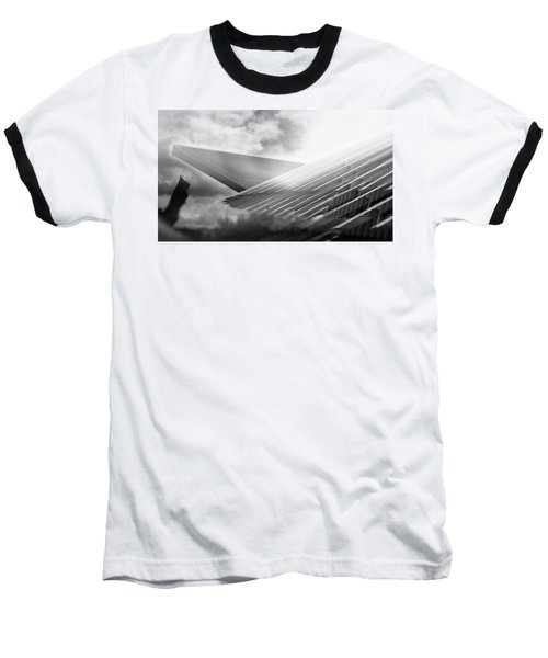 Memories Of A Future Past Baseball T-Shirt