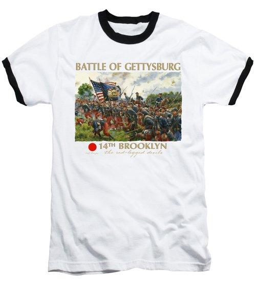 Men Of Brooklyn Baseball T-Shirt