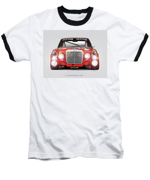 Mercedes-benz 300sel 6.3 Amg Baseball T-Shirt