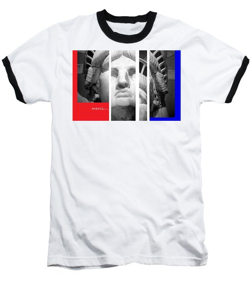 Merci Baseball T-Shirt