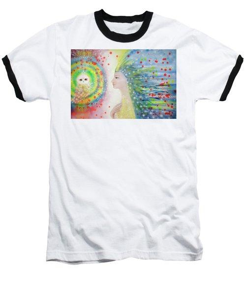 Messenger Of Hope  Baseball T-Shirt