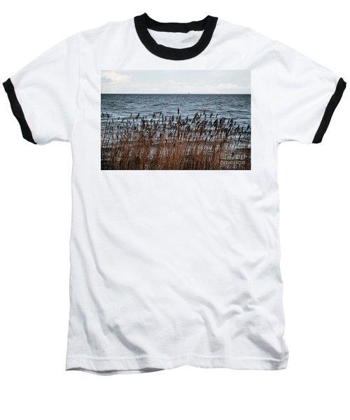 Metallic Sea Baseball T-Shirt