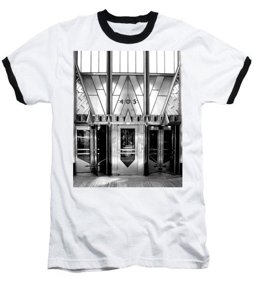 Metropolis Baseball T-Shirt