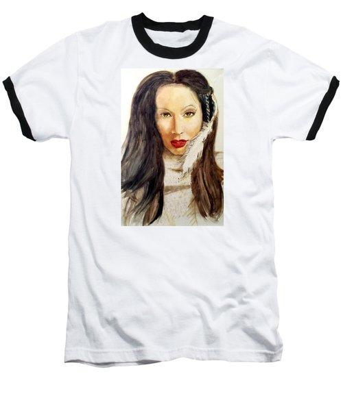 Michal Baseball T-Shirt
