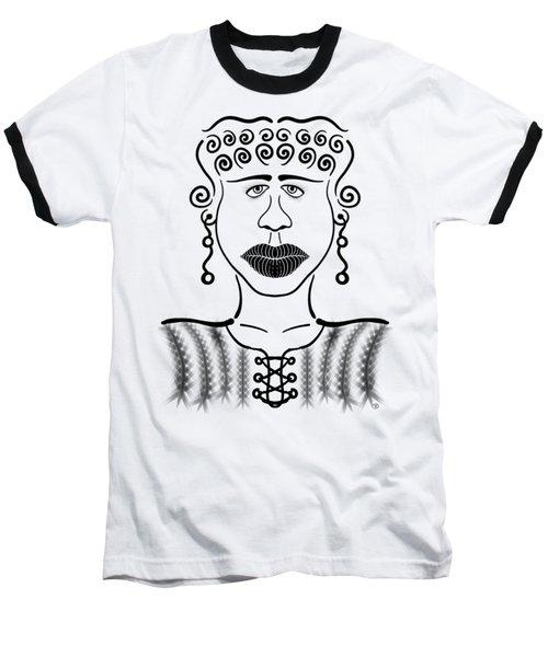 Michelle Baseball T-Shirt