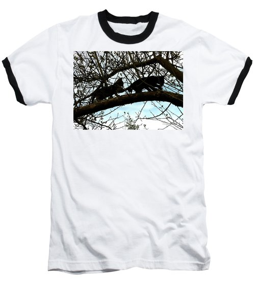 Baseball T-Shirt featuring the photograph Midi 3 by Wilhelm Hufnagl
