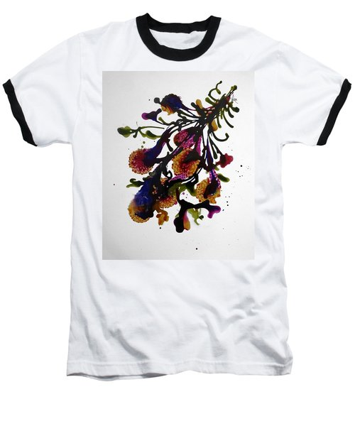 Midnight Magic-2 Baseball T-Shirt