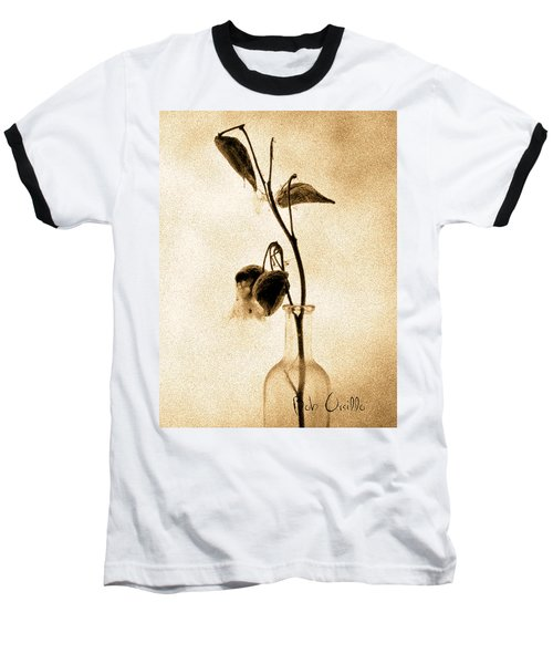 Milk Weed In A Bottle Baseball T-Shirt