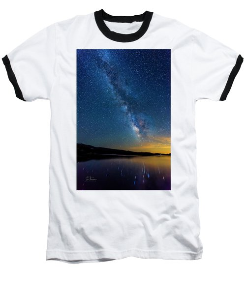 Baseball T-Shirt featuring the photograph Milky Way 6 by Jim Thompson