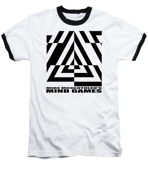 Mind Games  21se Baseball T-Shirt