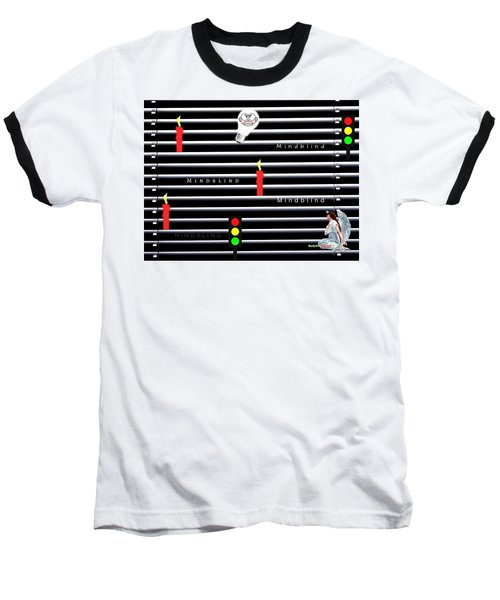 Mindblind Baseball T-Shirt