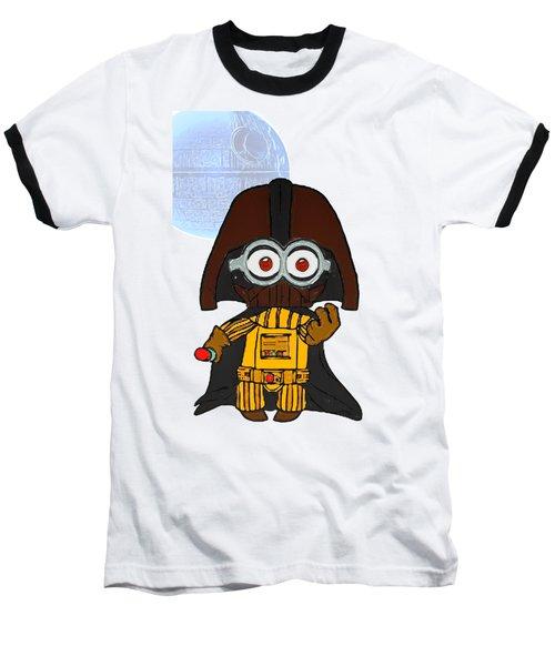 Minion Vader Baseball T-Shirt