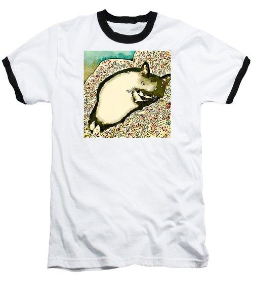 Minnie Siesta - Fashionable Baseball T-Shirt