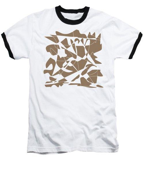 Missing Piece Baseball T-Shirt