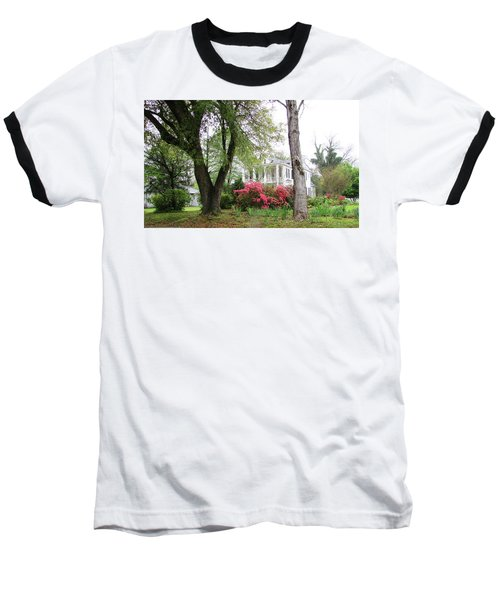 Mississippi Mansion  Baseball T-Shirt