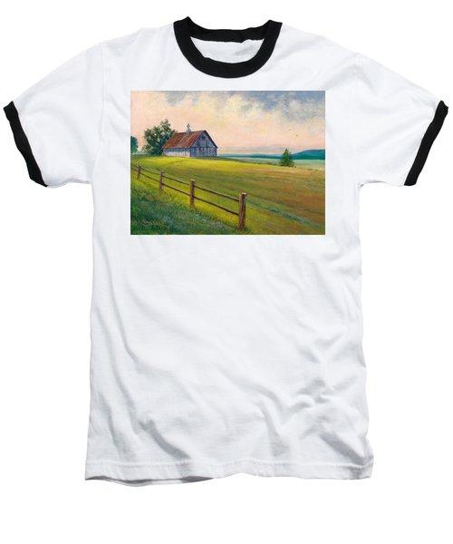 Missouri Barn Baseball T-Shirt