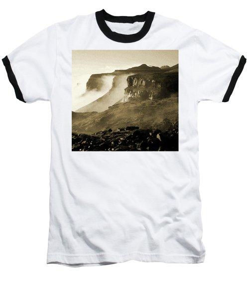 Mist In Lesotho Baseball T-Shirt