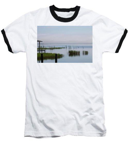 Misty Lake Baseball T-Shirt