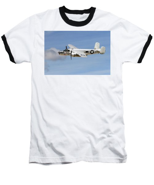 Mitchell In The Sky Baseball T-Shirt
