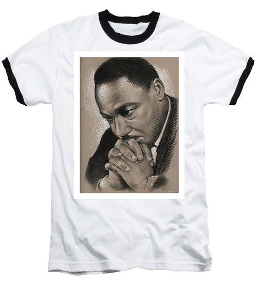 MLK Baseball T-Shirt