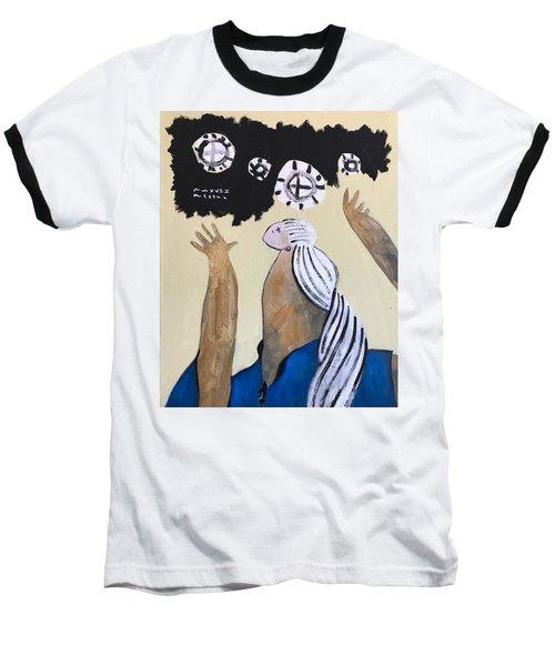 Mmxvii The Ascension No 4 Baseball T-Shirt