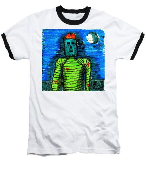 Modern Prometheus Baseball T-Shirt