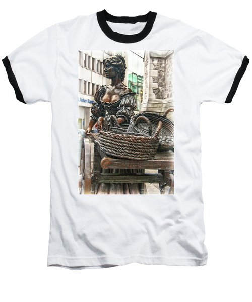 Baseball T-Shirt featuring the photograph Molly Malone by Hanny Heim