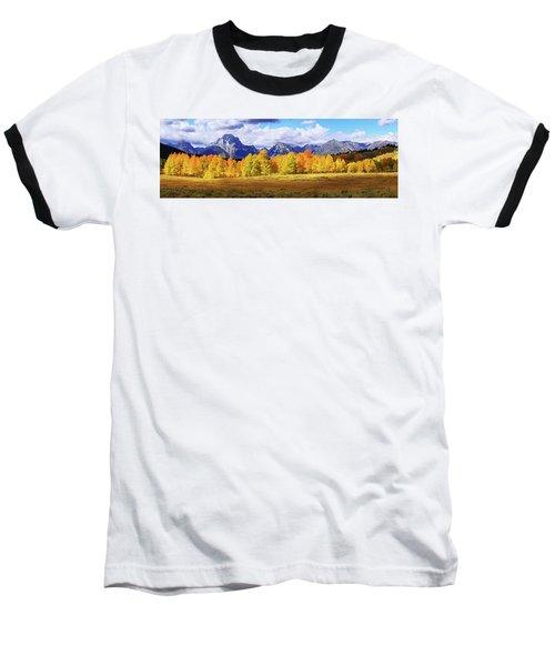 Moment Baseball T-Shirt by Chad Dutson