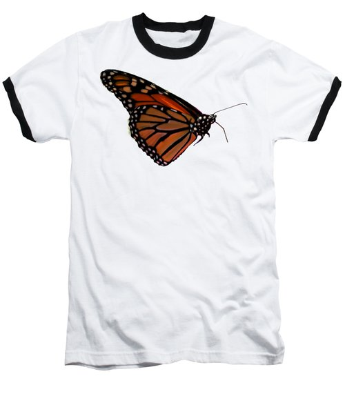 Monarch Butterfly No.41 Baseball T-Shirt
