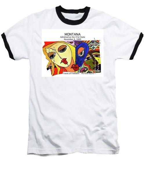 Montana Baseball T-Shirt