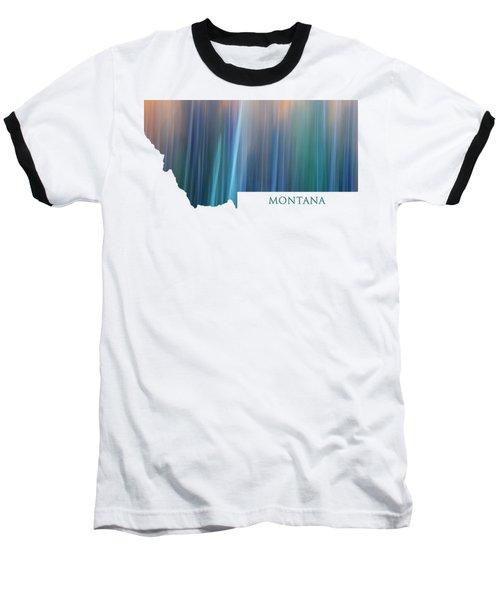 Montana In Pastel Baseball T-Shirt