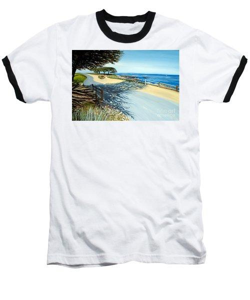 Monterey Shadows Baseball T-Shirt