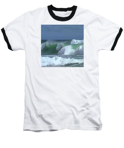 Monterey Surf Baseball T-Shirt