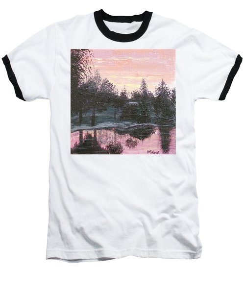 Montgomery Pond Baseball T-Shirt