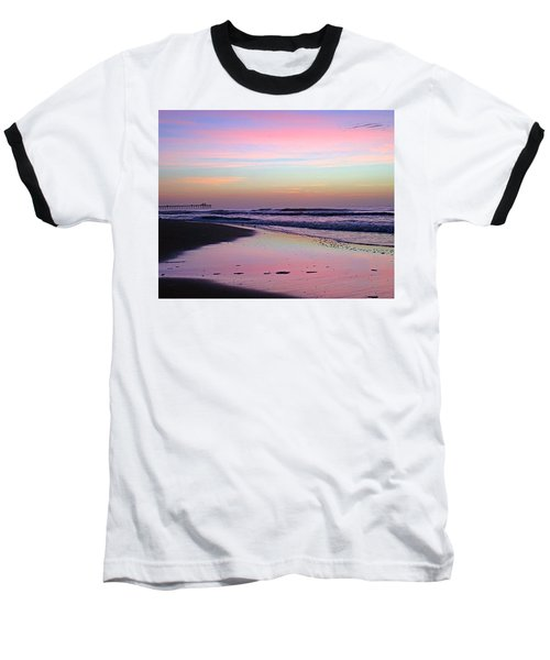 Moody Sunrise Baseball T-Shirt