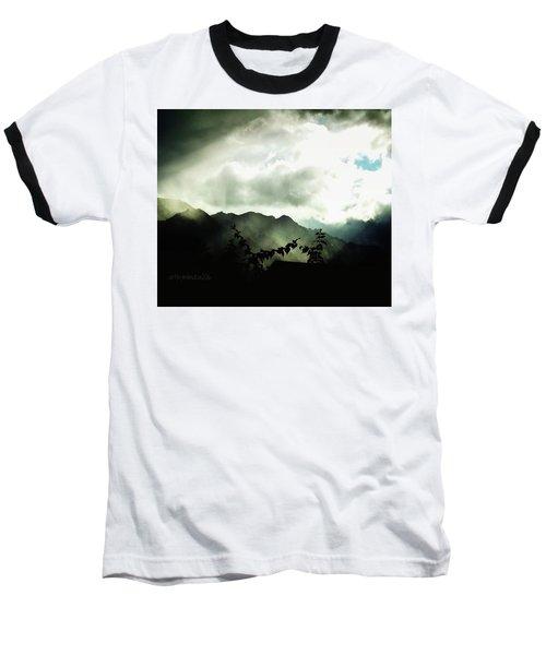 Moody Weather Baseball T-Shirt