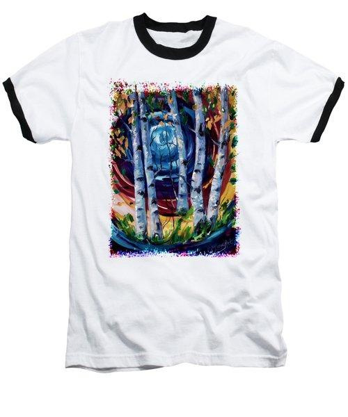 Moonlight Sonata Baseball T-Shirt
