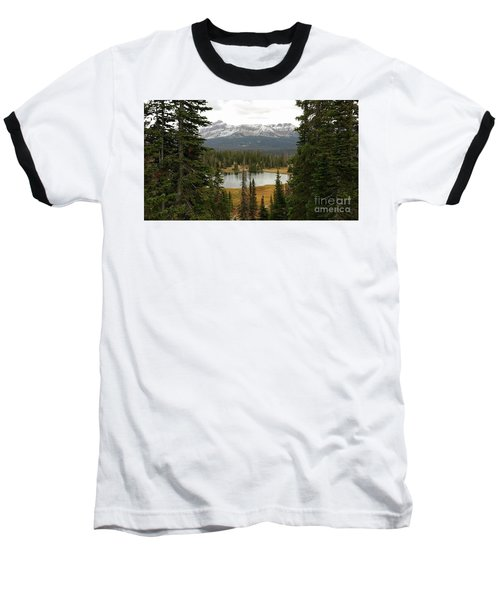 Moosehorn Lake Baseball T-Shirt