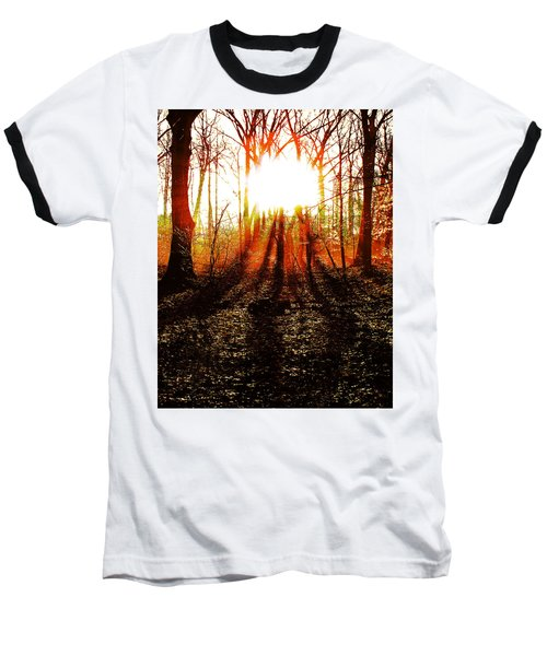 Morning Glow Baseball T-Shirt