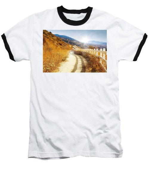Morning Hike Baseball T-Shirt
