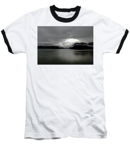 Morning In Alaska Baseball T-Shirt