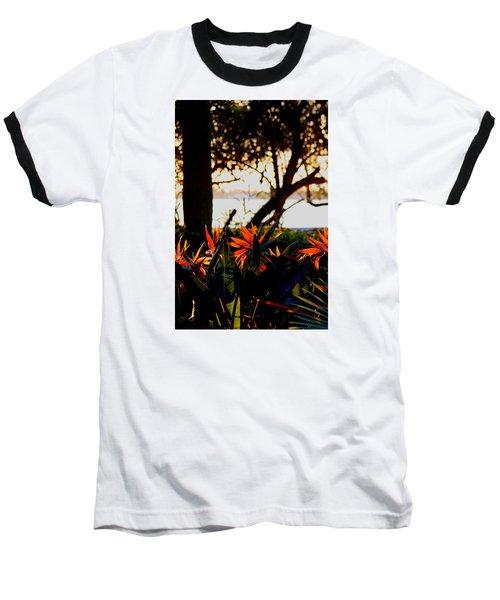 Morning In Florida Baseball T-Shirt